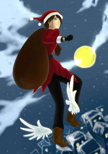 Mr. Santa!